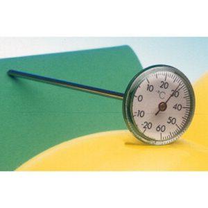 Termometr glebowy, zakres -20 do +60C