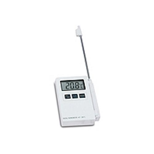 Termometr z czujnikiem do nakłuć, zakres -40°C do +200°C