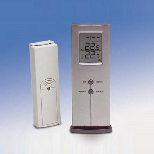 Termometr z nadajnikiem radiowym