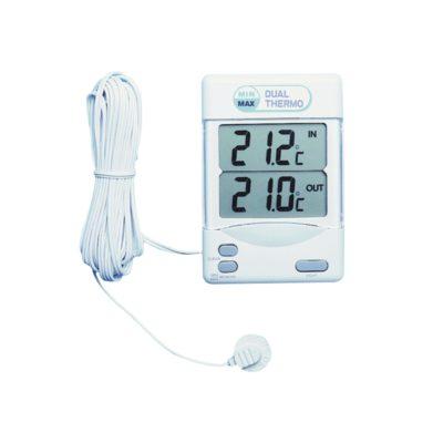 Termometr, zakres -50°C do +70°C
