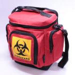 Torba termoizolacyjna z nadrukiem Biohazard - l-0168 - torba-termoizolacyjna-z-nadrukiem-biohazard - 400-g - 20-x-26-x-20-cm