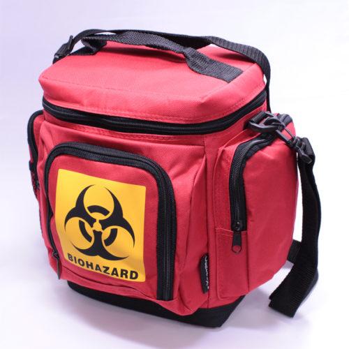 Torba termoizolacyjna z nadrukiem Biohazard