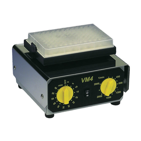 Uniwersalna wytrząsarka laboratoryjna VM 4 - CAT