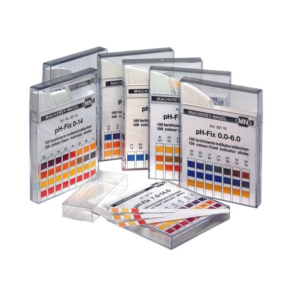 Uniwersalne paski wskaźnikowe pH-Fix - Macherey-Nagel