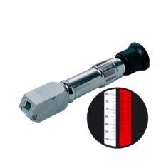 Uniwersalny refraktometr ręczny, 10-80% Brix