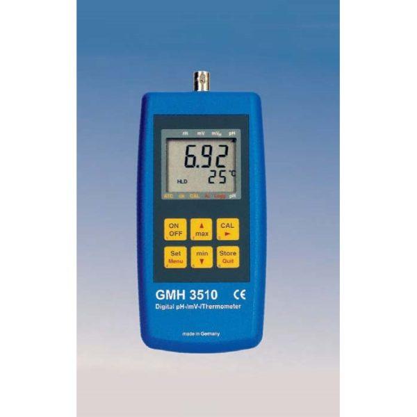Urządzenie do pomiaru pH-, redox i temperatury
