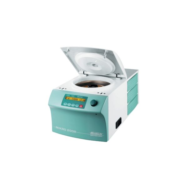 Wirówka mikrolitrowa Mikro 200 R Cooled - Hettich