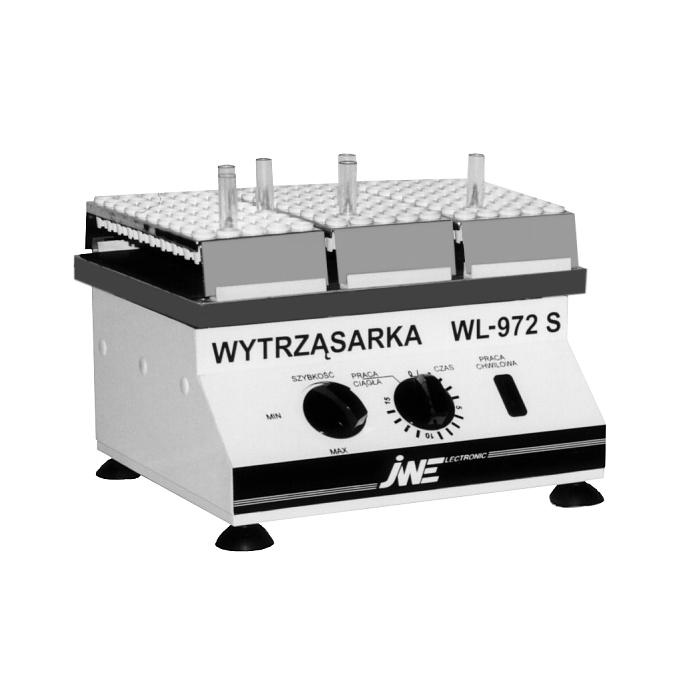 Wytrząsarka laboratoryjna WL-972 S - 1