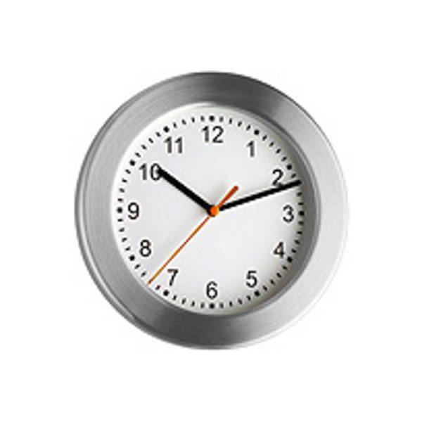 Zegar ścienny z mechanizmem kwarcowym