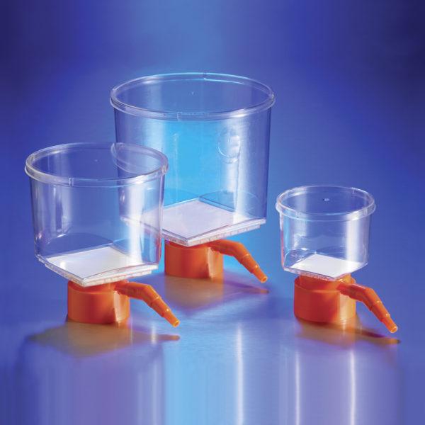 Zestaw nasadek filtracyjnych na butelki Bottle-Top 1000 ml - Corning