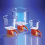 Zestaw nasadek filtracyjnych na butelki Bottle-Top 150 ml - n-4185 - zestaw-nasadek-filtracyjnych-na-butelki - 431160 - 150-ml - 022-%c2%b5m-pes - 33-mm - 48-szt