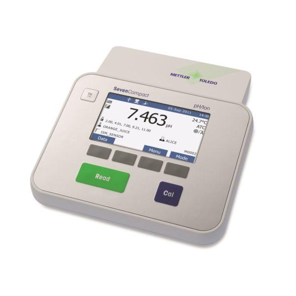 pH-metr-jonometr stołowy SevenCompact S220 - 1