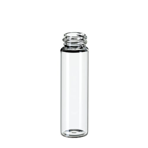 Fiolki z gwintem, szkło przeźroczyste, 16 ml