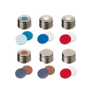 Nakrętki gwintowane magnetyczne ND18 z septą