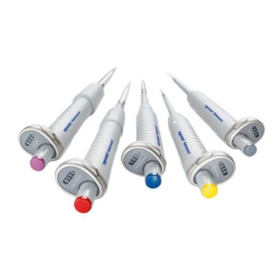 Pipety automatyczne Eppendorf Reference® 2 - regulowana pojemność