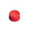 Zakrętki z PP z silikonową uszczelką - k-0354 - zakretki-z-pp-z-silikonowa-uszczelka - czerwone - 780742 - 1000-szt