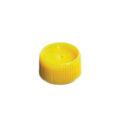 Zakrętki z PP z silikonową uszczelką - k-0356 - zakretki-z-pp-z-silikonowa-uszczelka - zolte - 780744 - 1000-szt