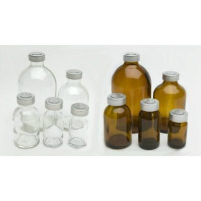 Butelki iniekcyjne