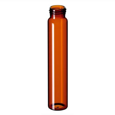 Fiolki gwintowane ND24 wg norm EPA, 60 ml, brązowy