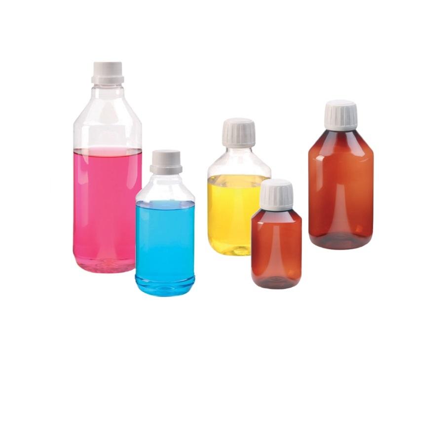 Butelki plastikowe i zamknięcia