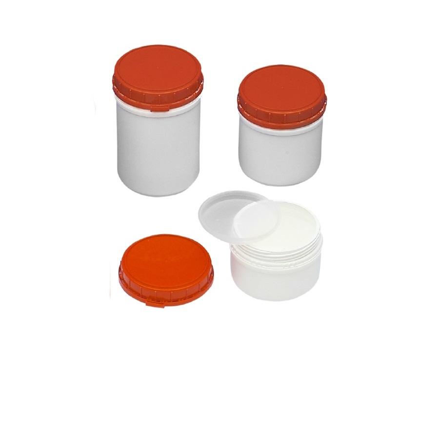 Pojemniki plastikowe na próbki