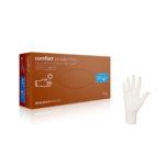 Rękawice lateksowe comfort® powder-free - bezpudrowe - p-4061 - rekawice-lateksowe-comfort-powder-free-jednorazowe-bezpudrowe - xs - 100-szt