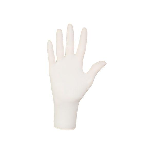 Rękawice lateksowe comfort powdered - pudrowane - 2