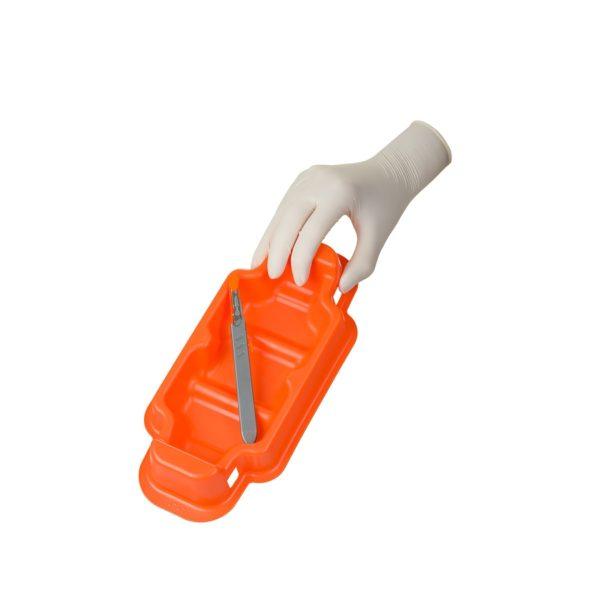 Rękawice lateksowe santex sterile - pudrowane - 2