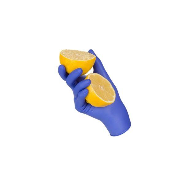 Rękawice nitrylowe nitrylex basic - bezpudrowe - 3