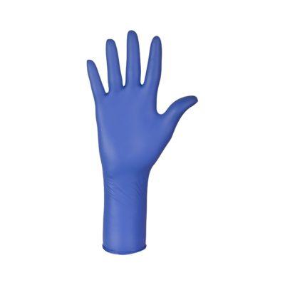 Rękawice nitrylowe nitrylex chemo long - bezpudrowe - 2