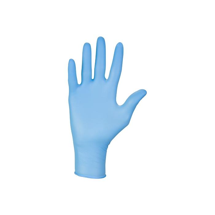 Rękawice nitrylowe nitrylex classic - bezpudrowe - 2