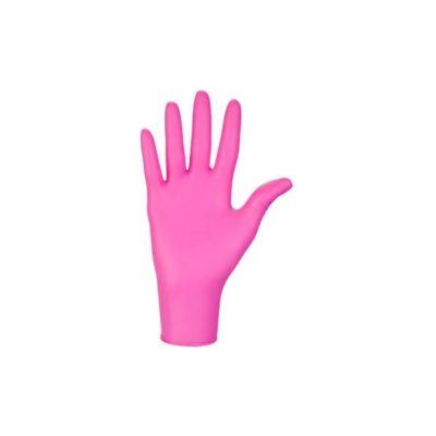 Rękawice nitrylowe nitrylex collagen - bezpudrowe - 2