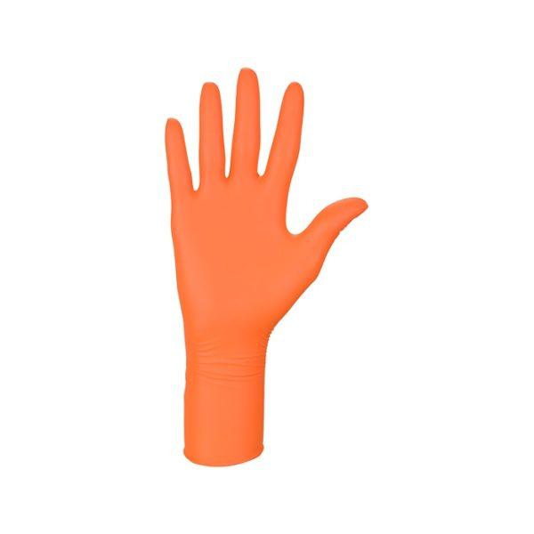 Rękawice nitrylowe nitrylex high risk - bezpudrowe - 2