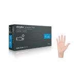 Rękawice winylowe vinylex® powder-free - bezpudrowe - p-4331 - rekawice-winylowe-vinylex-powder-free-jednorazowe-bezpudrowe - xs - 100-szt
