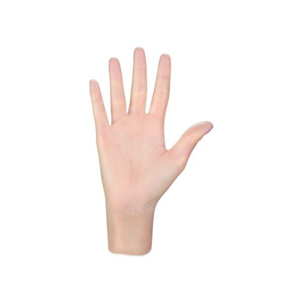 Rękawice winylowe vinylex powder-free - bezpudrowe - 2