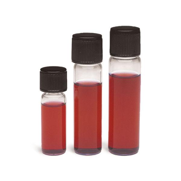 Buteleczki Wheaton do hodowli kultur komórkowych z zakrętką - przeźroczyste