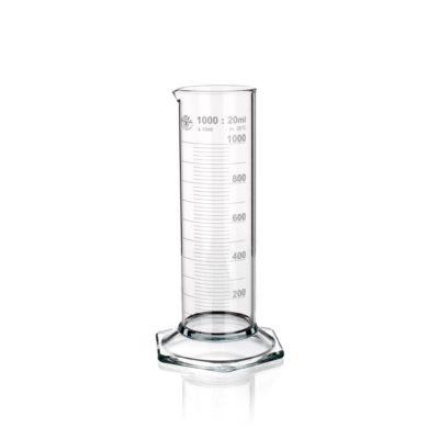 Cylindry pomiarowe - klasa B - niskie - Simax
