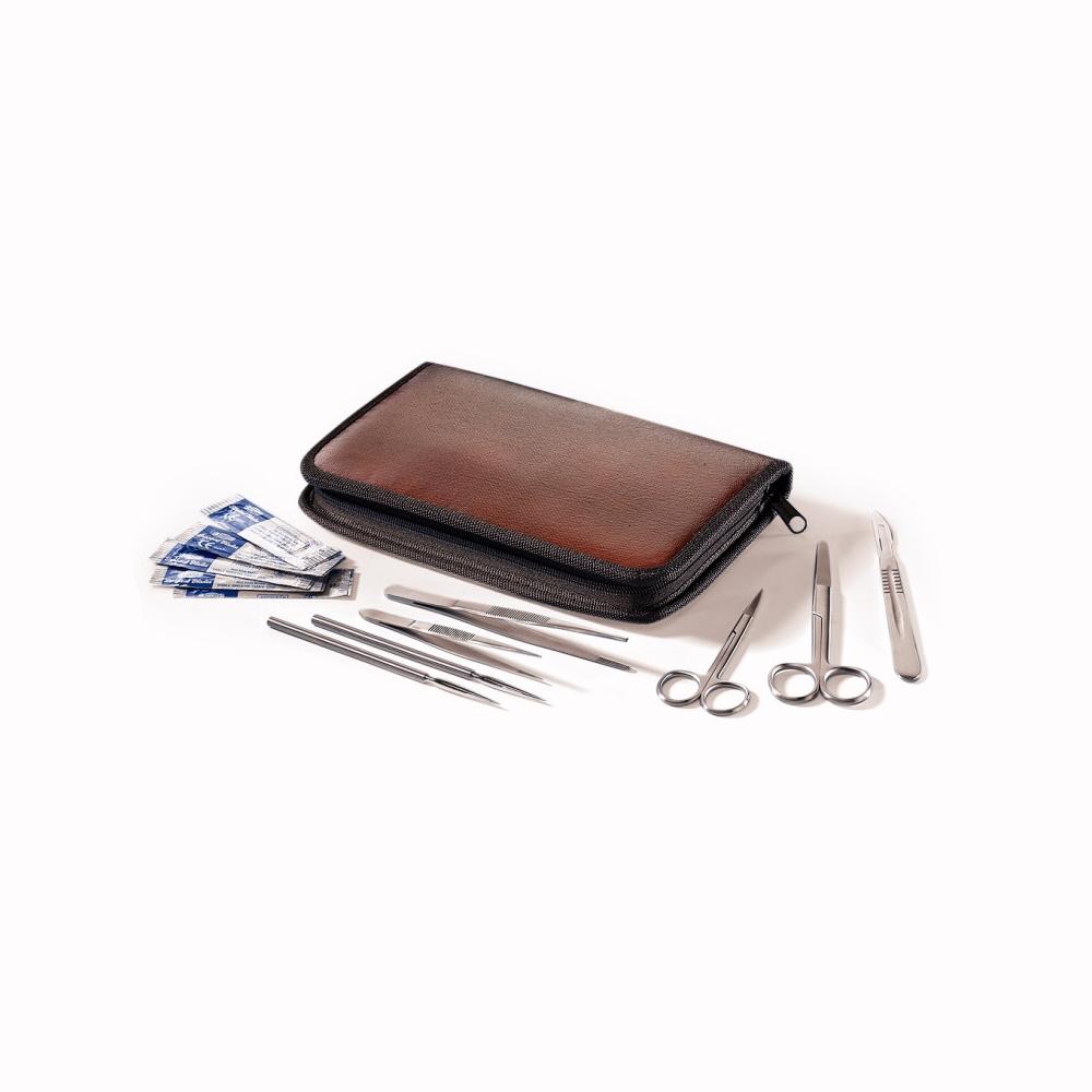 Noże, nożyczki, skalpele, ostrza, narz. preparacyjne