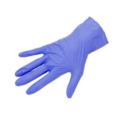 Rękawice nitrylowe MaxSafe - bezpudrowe - 2