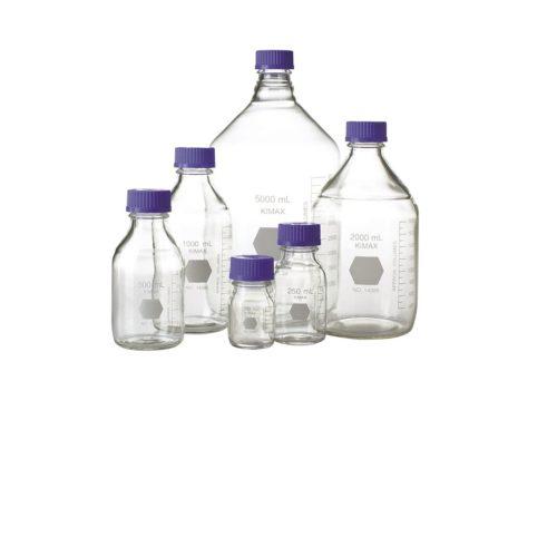 Butelki szklane z gwintem