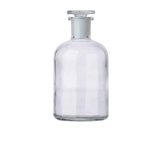 Butelki szklane ze szlifem