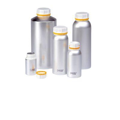 Butelki metalowe