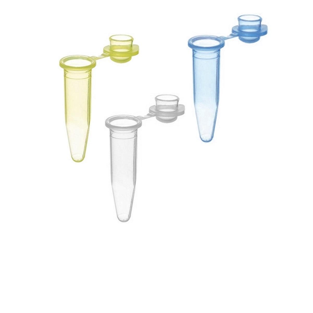 Probówki plastikowe o poj. 0,2-0,4 ml