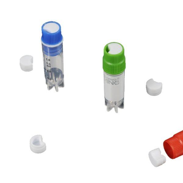 Kolorowe znaczniki do krioprobówek - 2