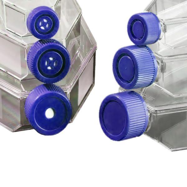 Butelki z PS do hodowli komórkowych