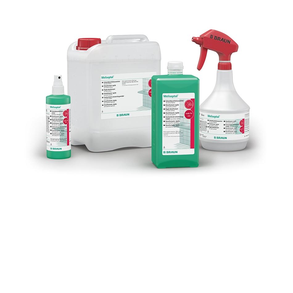 Produkty dezynfekujące