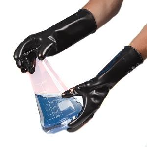 Rękawice odporne na substancje żrące
