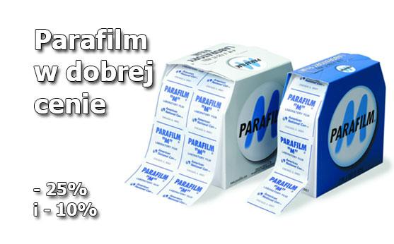 Promocja - Parafilm w dobrej cenie od -10% do -25%