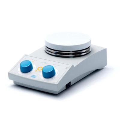 Analogowe mieszadło magnetyczne z grzaniem AREX-6-1