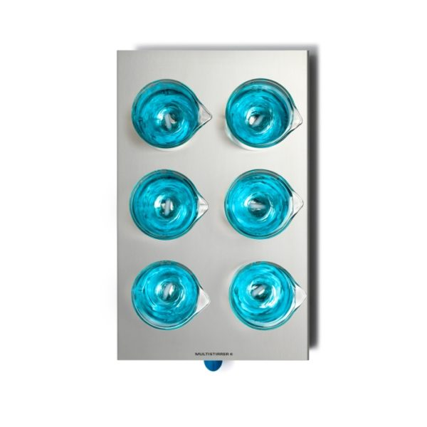 Mieszadło magnetyczne Multistirrer 6 - 2
